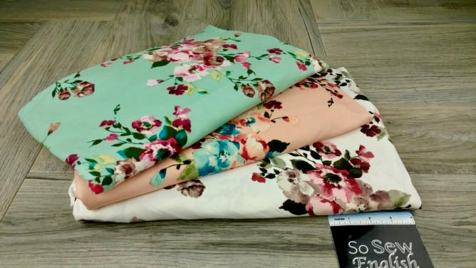 Coral JILL - Double Brushed Poly Spandex -By The Yard