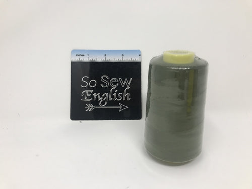 OLIVE Multi Purpose Thread - 6,000 yards- Sold by the Cone