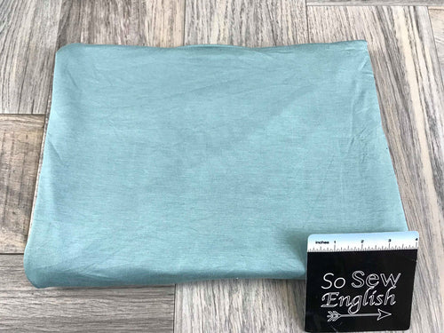Solid Dark Sage -Rayon Spandex -By the yard