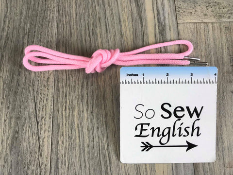 "1/4"" Grey SWIM Elastic - Sold by the 3YD cut"