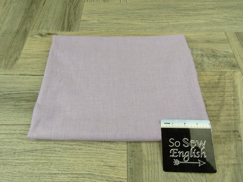 Purple Chambray WOVEN - By the yard