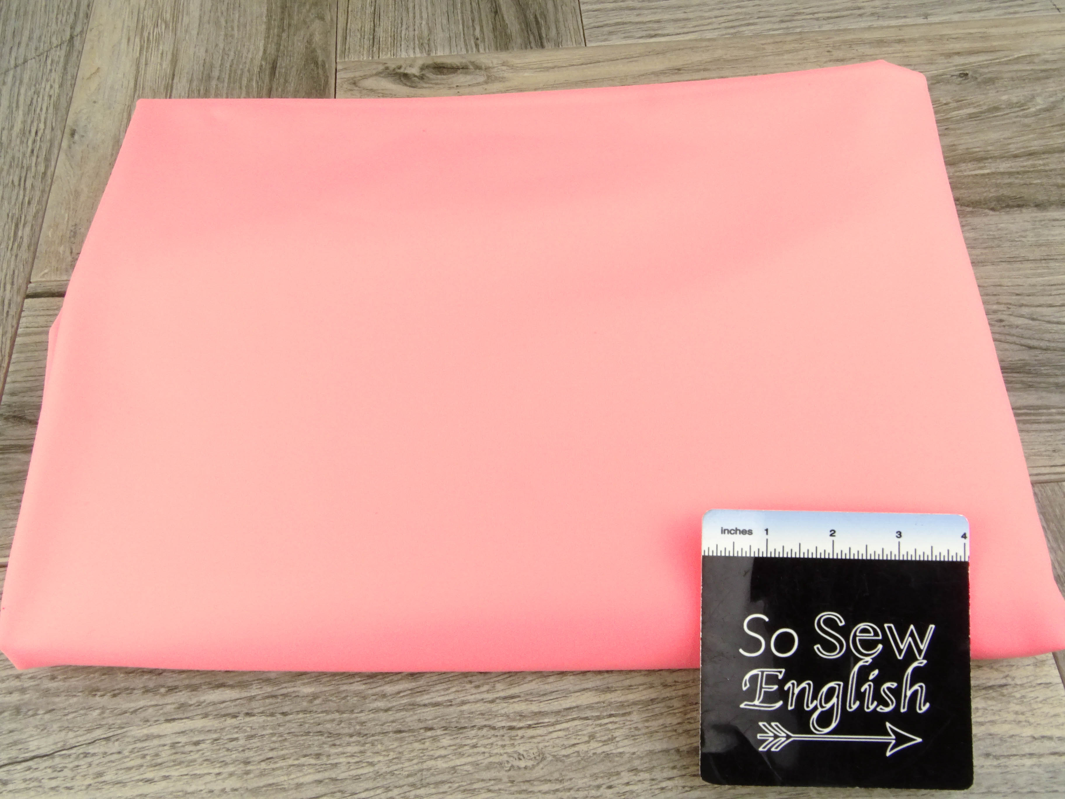 Solid Rose 390GSM -Supplex -By The Yard