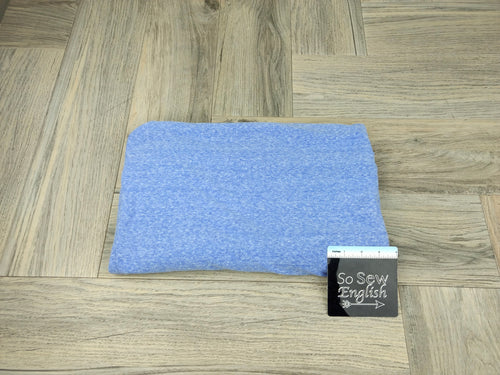 Solid Bright Blue -*SPECIAL PURCHASE* TRIBLEND - By the yard