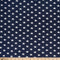 Navy Stars -Rayon Spandex -By the yard (Patriotic)