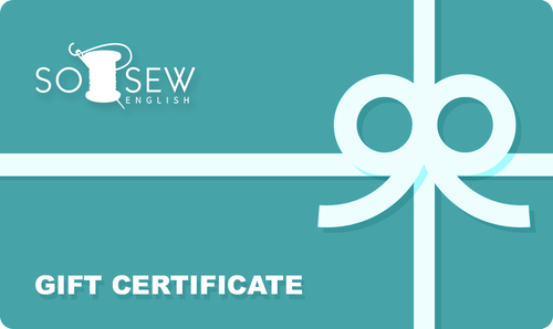SSE Gift Certificate