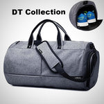 Canvas Sports Bag Multi-Compartment