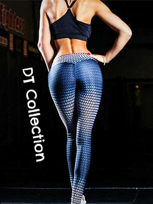 Quick Dry Yoga Pants Sport Leggings
