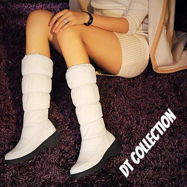 Women's Knee High Snow Boots
