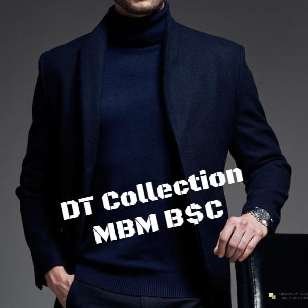 #brieElegance Winter Wool Coat MBM B$C | DT Collection