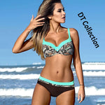 Women's Push Up Bikini Set Brazilian