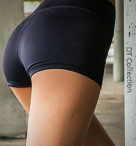 Women's Shorts Compression Breathable