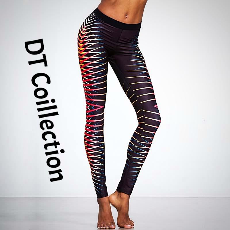 Yoga Leggings Print Design