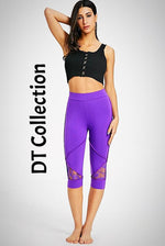 Capris Yoga Leggings High Waist