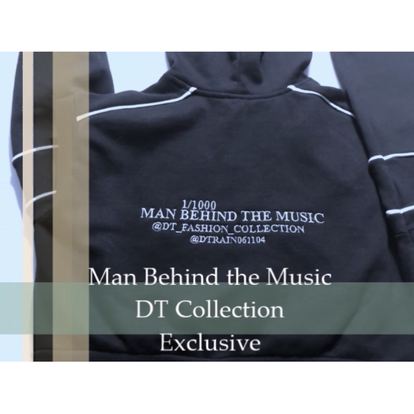 Man Behind the Music - Limited Edition - 1000 | DT Collection