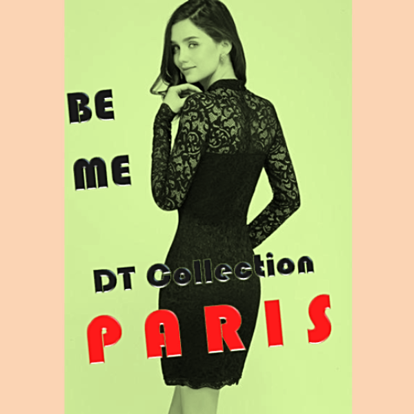 #BEME Cocktail Mini Dress PARIS | DT Collection