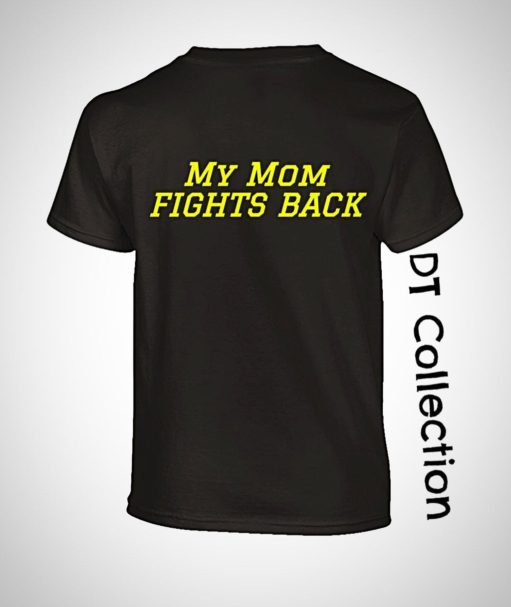#strongwomen FIGHT BACK Kids T-Shirt
