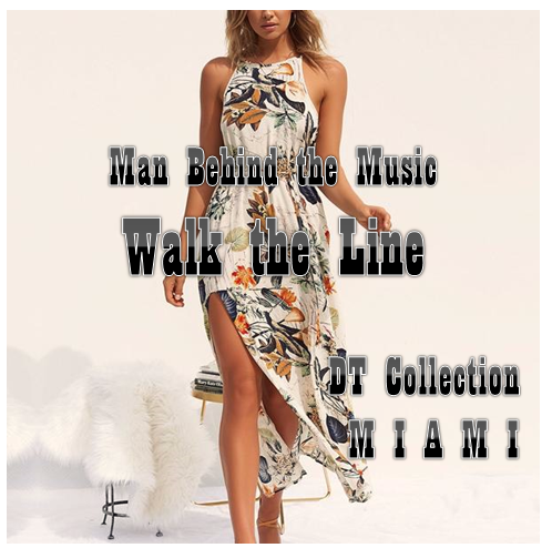#brieElegance Vintage Mini Summer Dress B$C | DT Collection | Man Behind the Music