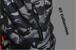 Men's Fitness Camo Pants | DT Collection