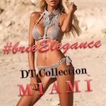 #brieElegance Bikini Set MIAMI MBM | DT Collection