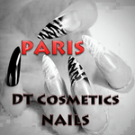 DT Collection Pre-Designed Nails Press On Long French