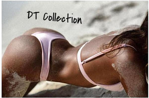 DT Collection Sexy Brazilian Bikini Set. Summer is coming ladies; get it now!