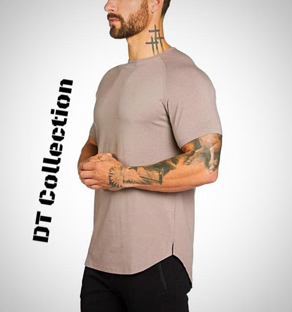 Men's Bodybuilding Muscle T-Shirt
