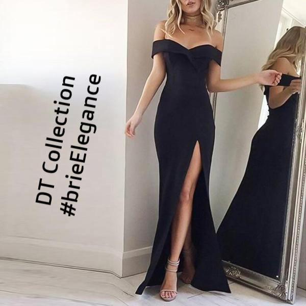 #brieElegance Cocktail Dress Club Marquee #B$C | DT Collection