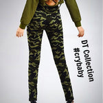 #crybaby Camo Jeans Stretchy Denim | DT Collection