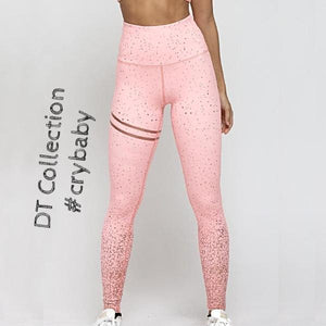 #crybaby High Waist Leggings B$C | DT Collection