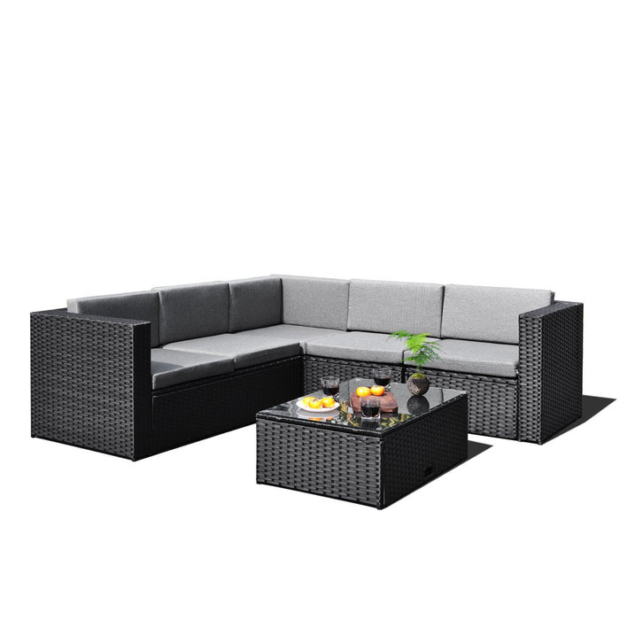 Azure Sky AS35BL Patio Furniture