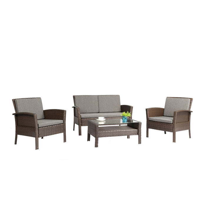 Azure Sky AS57-BR Patio Outdoor Furniture