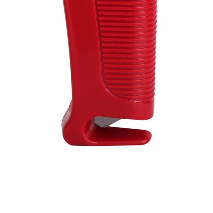 Caesar Safe MB-R MB Emergency 2-in-1 Escape Tool, Red (Auto Car Window Glass Hammer Breaker and Seat Belt Cutter)-Long Mountains