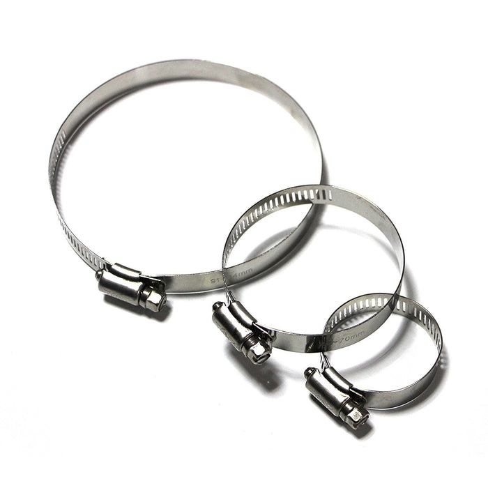 Tanz HA-06 Caesar Hardware American Type Hose Clamp-Long Mountains