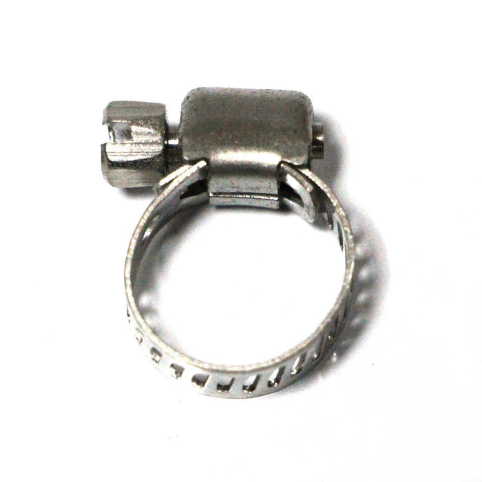 Tanz HM-06 Caesar Hardware Miniature Worm Gear Hose Clamp-Long Mountains