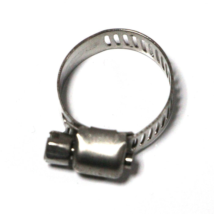 Tanz HM-10 Caesar Hardware Miniature Worm Gear Hose Clamp-Long Mountains