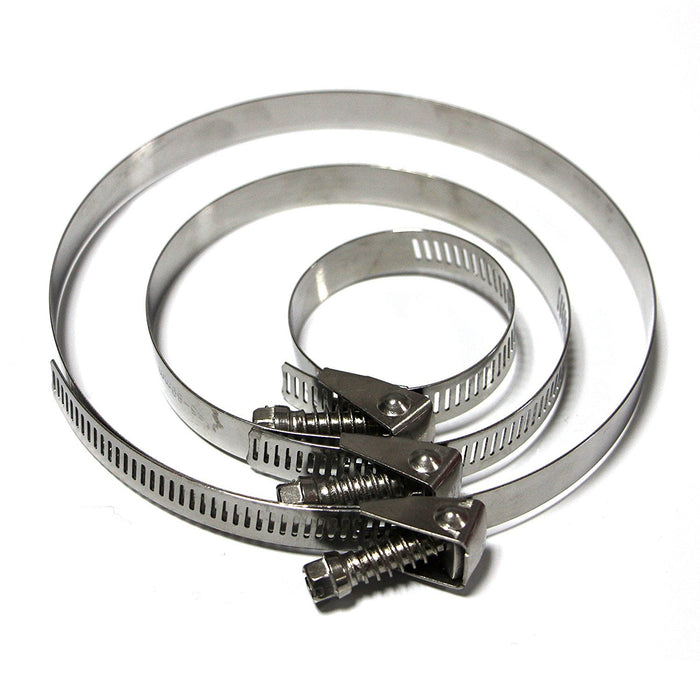 Tanz QR-24 Caesar Hardware Quick Release Hose Clamp-Long Mountains