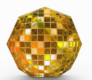 Golden Disco Ball Award
