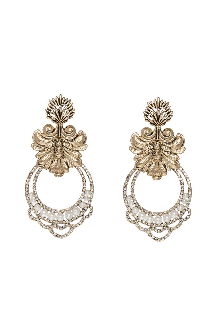 Playa Pariso Earring Gold