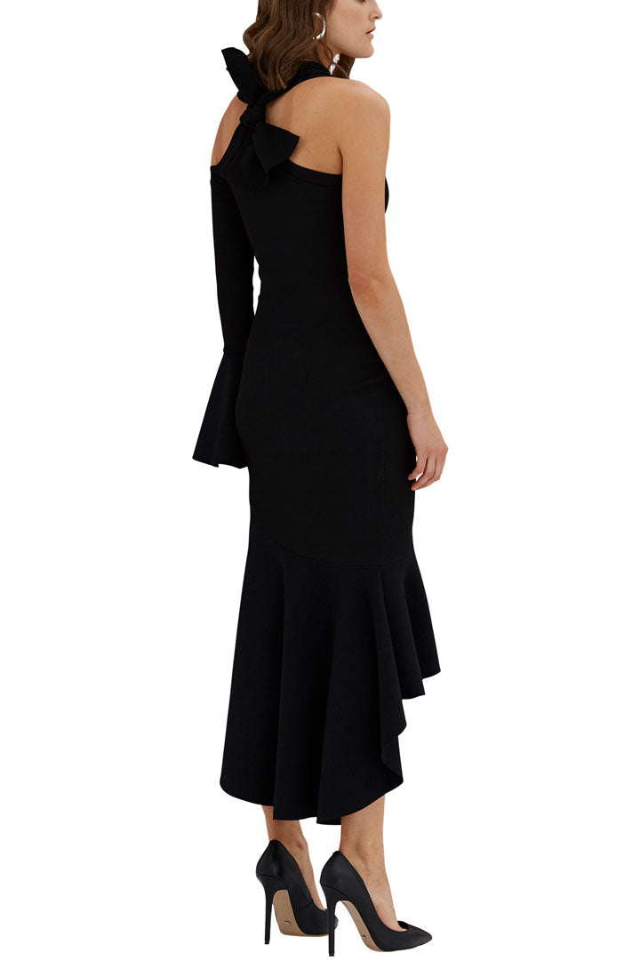 Deep Night Shadow Dress