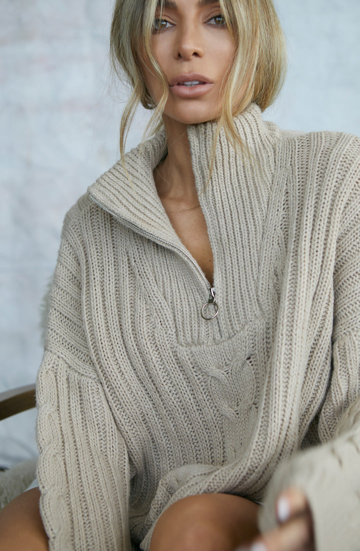 Loren Cable Knit