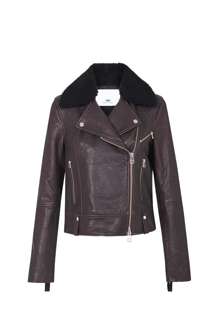 Bradman Leather Jacket