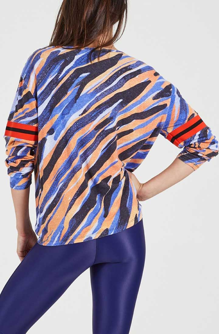 Influx Long Sleeve Top