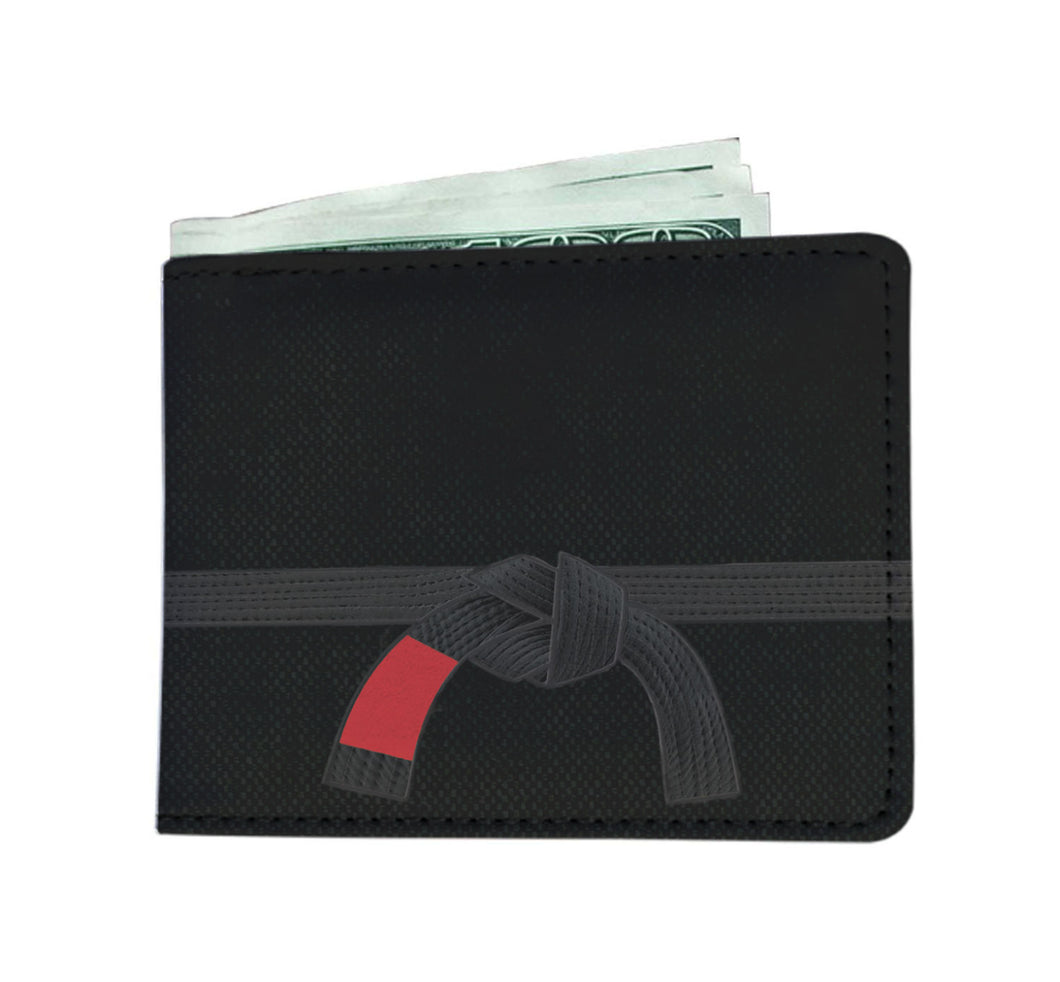 Mens (Black Belt) Wallet