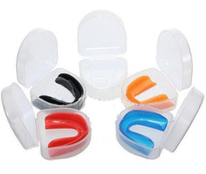 MaxKare Assorted Color Mouthguards for Jiu Jitsu and MMA.