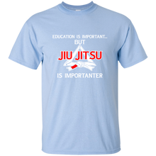 "Womens ""Jiu Jitsu is Importanter"" Shirts"