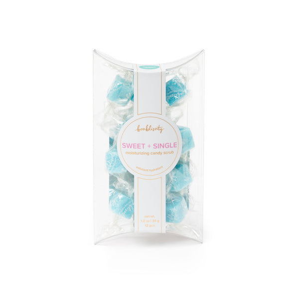 Mini-Me Pack: Sweet+Single Candy Scrub - Ocean Mist