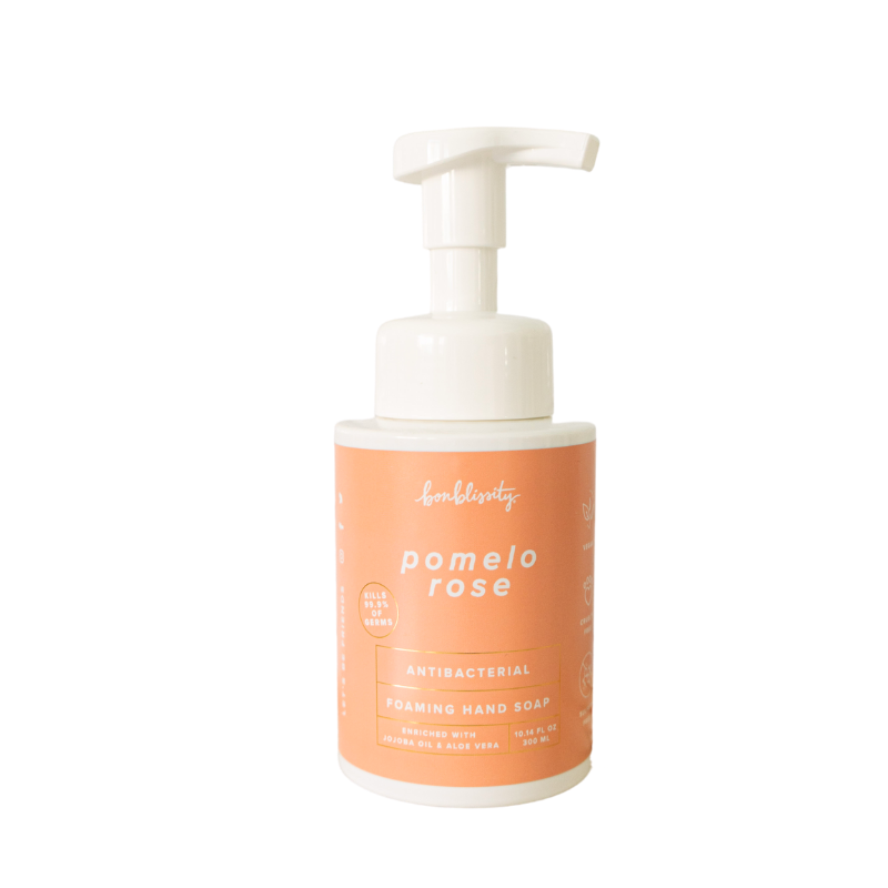 Pomelo Rose - Antibacterial Foaming Hand Soap