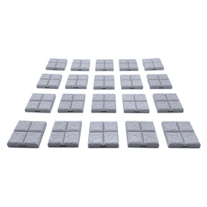 Locking Dungeon Tiles - Floor Tiles