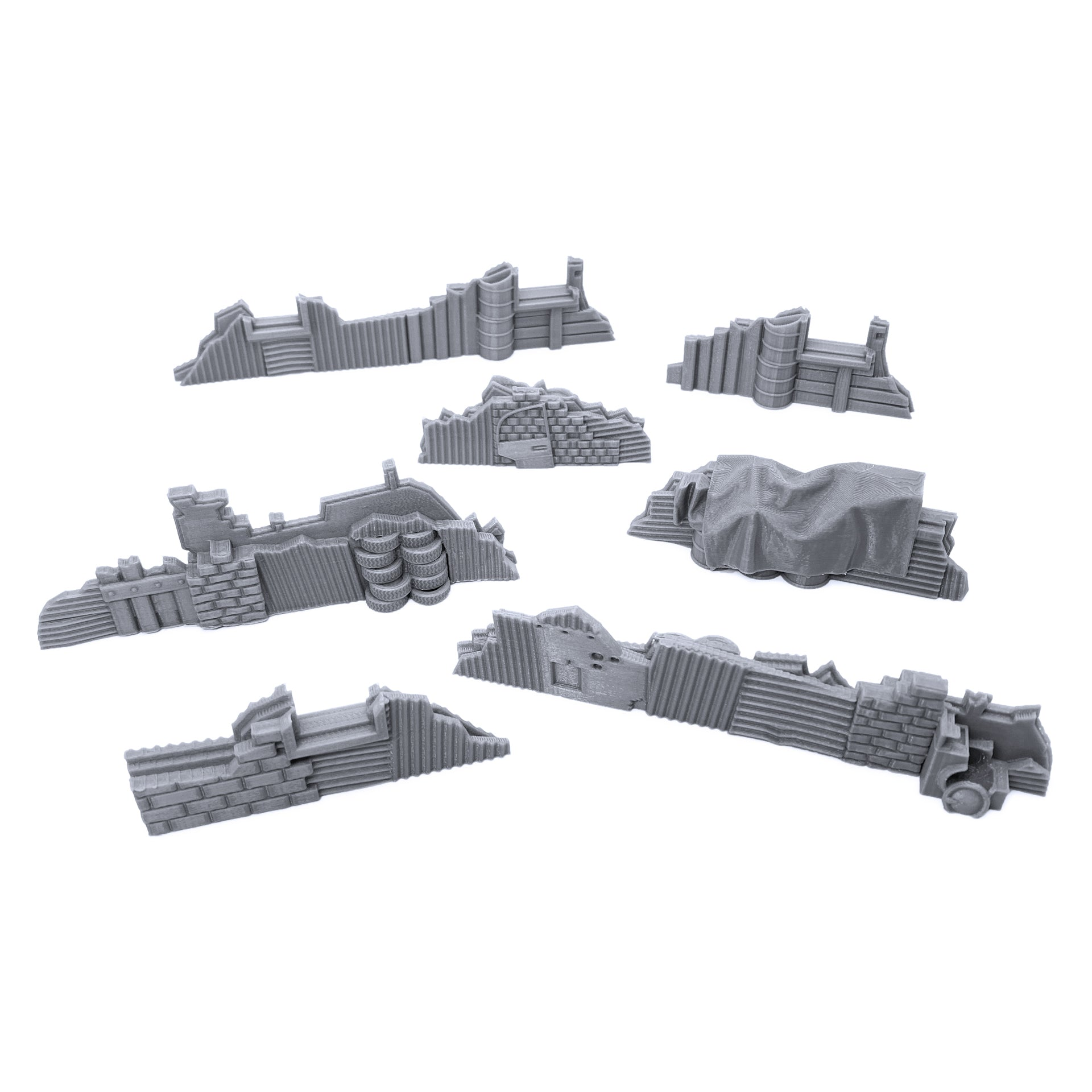 Shanty Obstacles - EnderToys Terrain