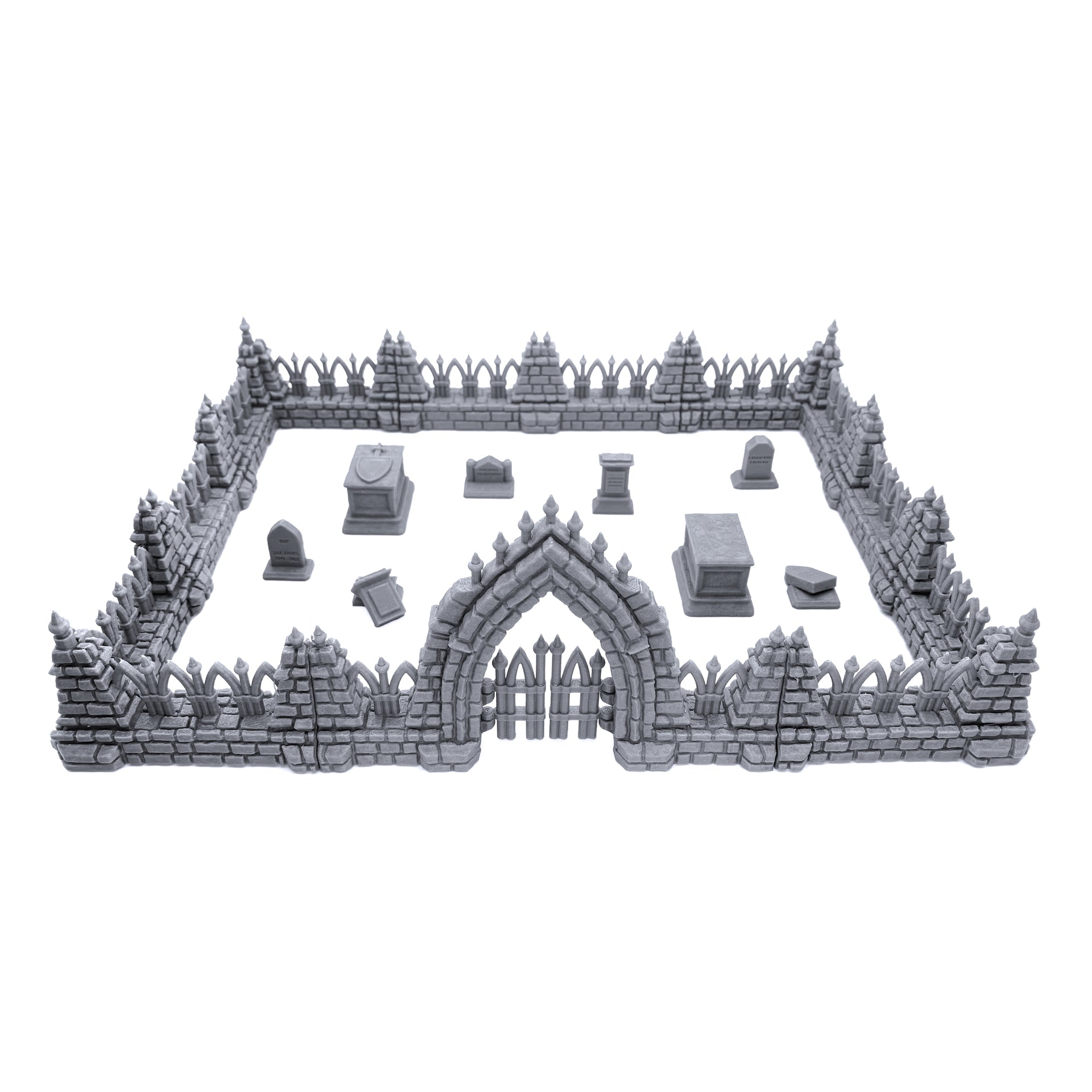 Cemetery Bundle - EnderToys Terrain